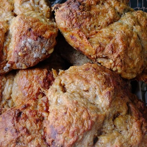 Cheese & Ale Soda Bread